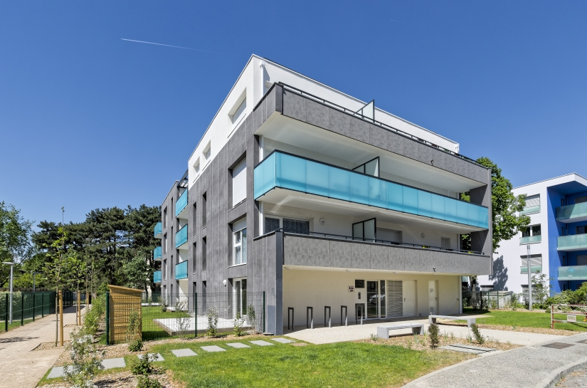 Le Pop / Construction de 43 logements