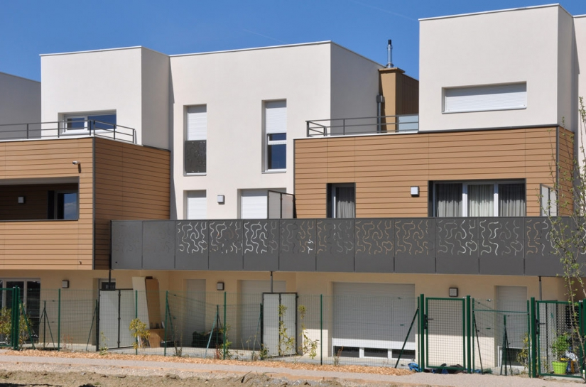 Le mineraly logements - Neydens