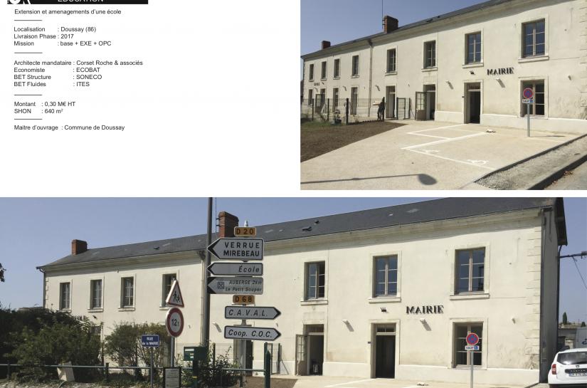 Ecole de Doussay