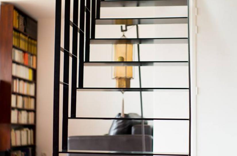 escalier à Clamart
