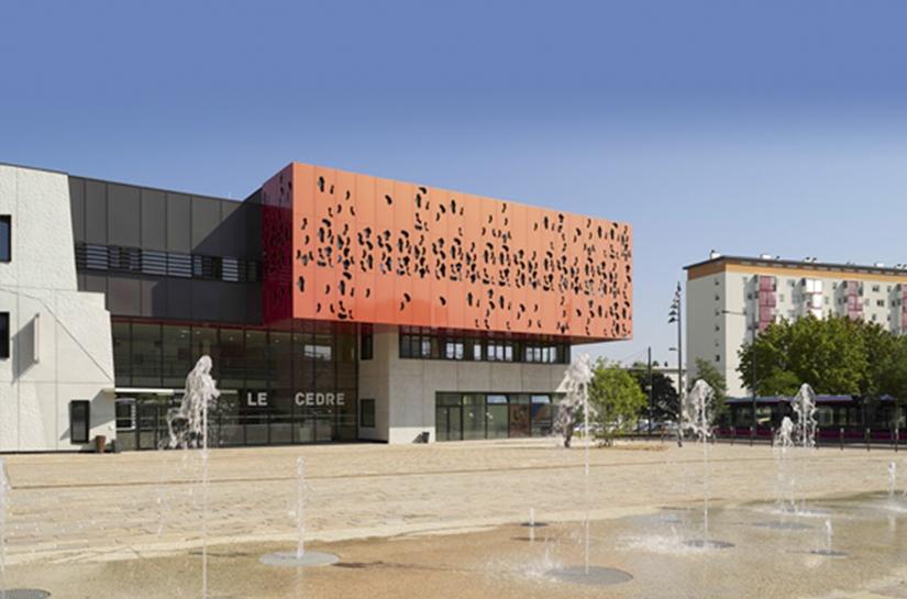 Centre Culturel et Rencontres - Chenove (21)