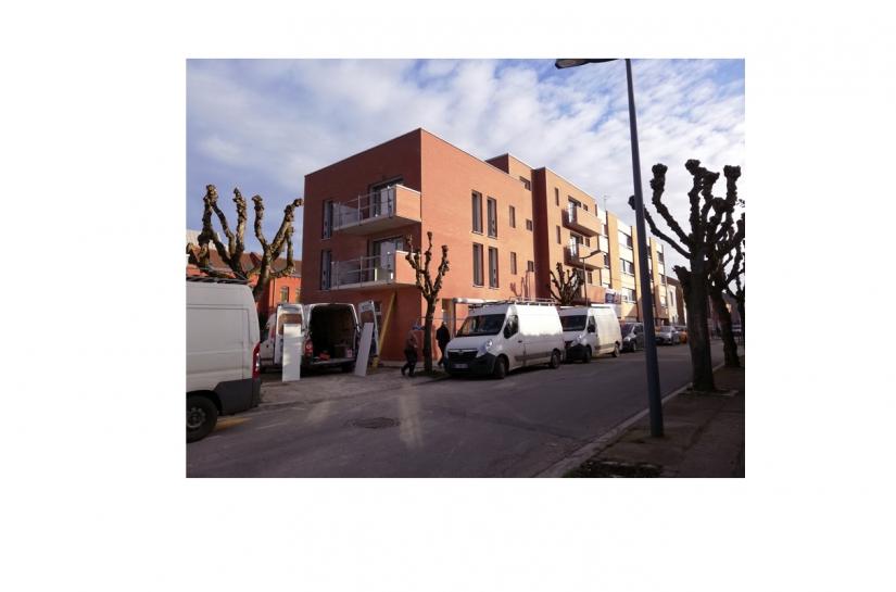 Construction d'un immeuble de 7 logements collectifs et rénovation de locaux associatifs