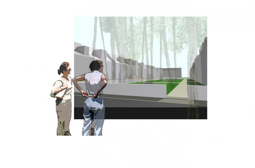 Etude urbaine - Programme d'extension de la ville de Cysoing