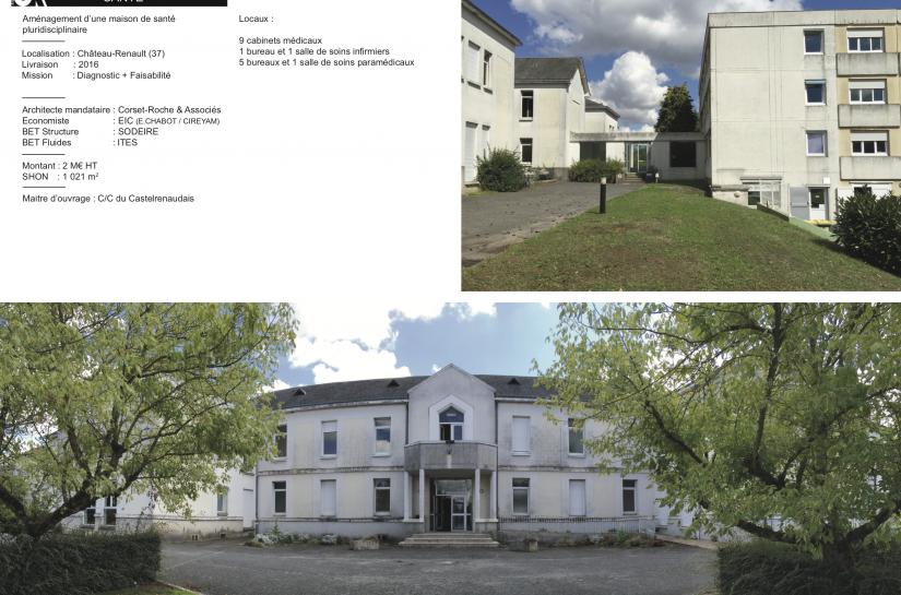 Maison de santé de Château-Renault