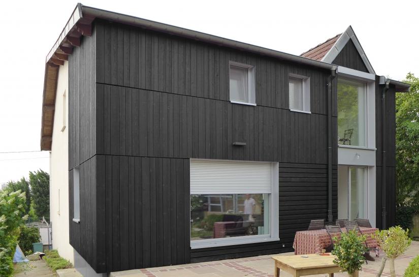 Réhabilitation d'une maison individuelle - Extérieur