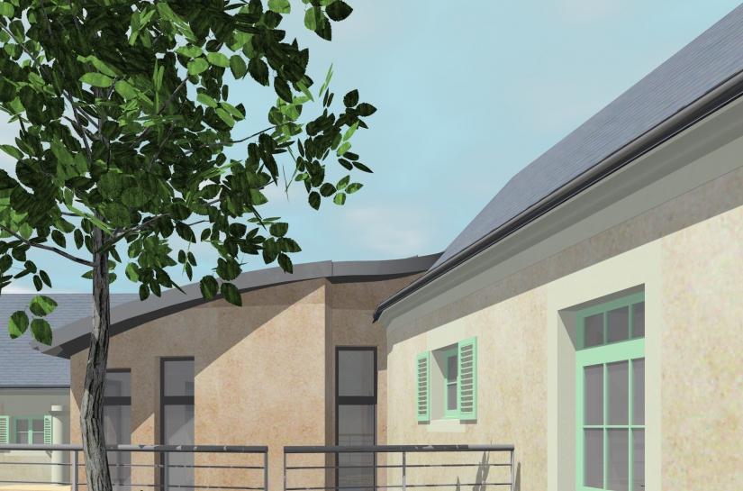 Atelier D Architecture Laurence Hervieu Architecte Dplg 49 Pays De La Loire Maine Et Loire Sarthe Mayenne Nord Anjou Paleographie Les Hauts D Anjou Ordre Des Architectes