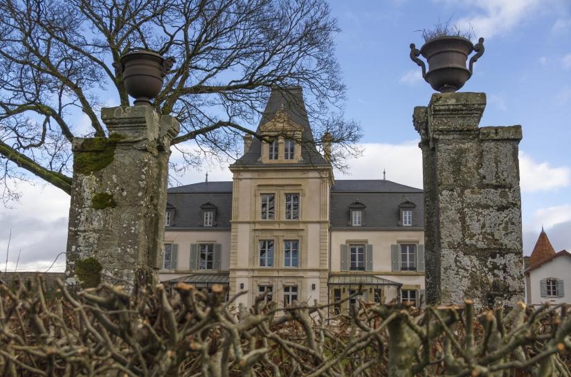 Château de Damblain