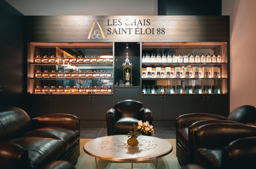 Les Chais Saint-Eloi 88