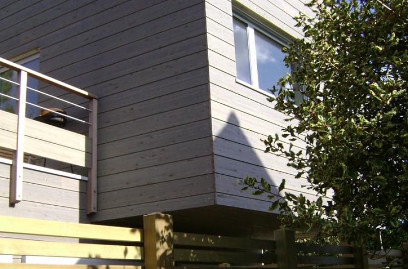 Maison G Nantes - Sandra Troffigué Architecte