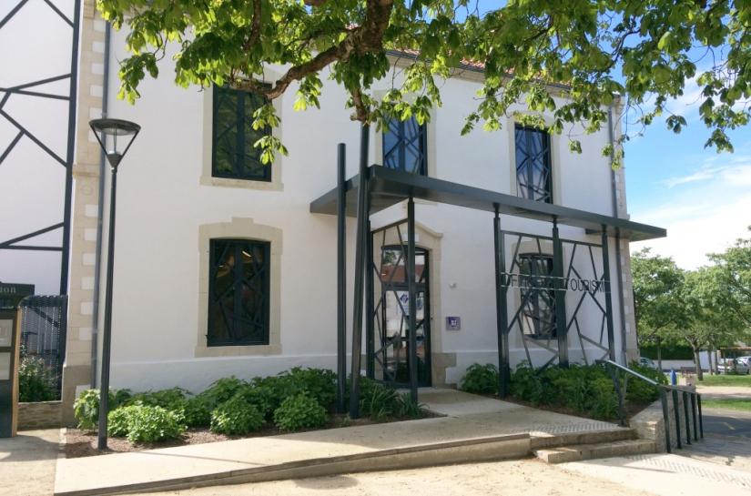 Office de Tourisme La Plaine-sur-Mer - Sandra Troffigué Architecte
