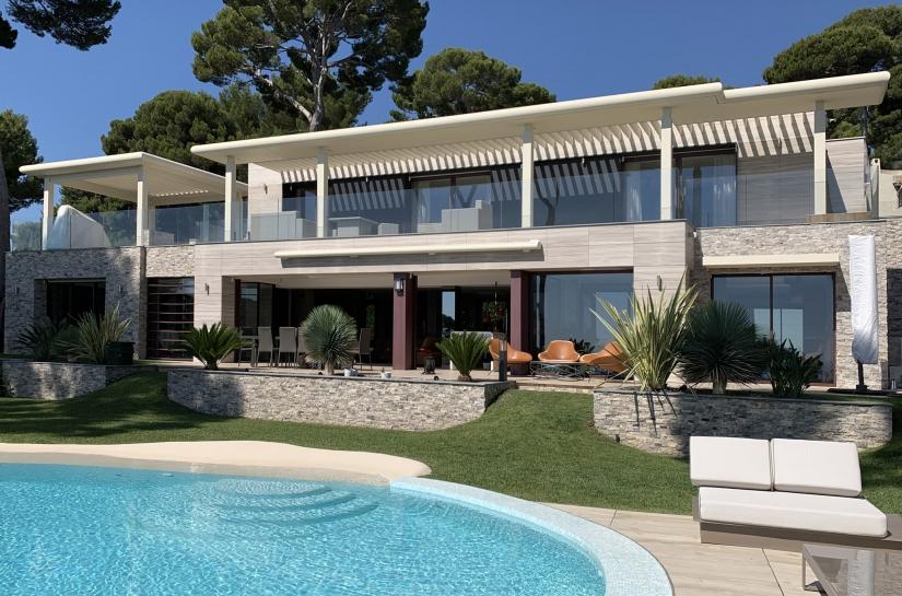 Villa Moderne (Restauration)
