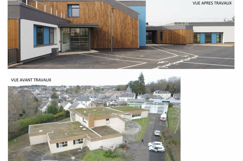 Accueil de services publics & associatifs de Meung-Sur-Loire (45)