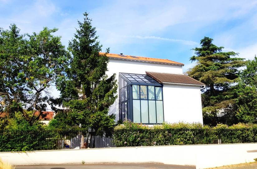 Extension, surélévation d'une maison de 185m2