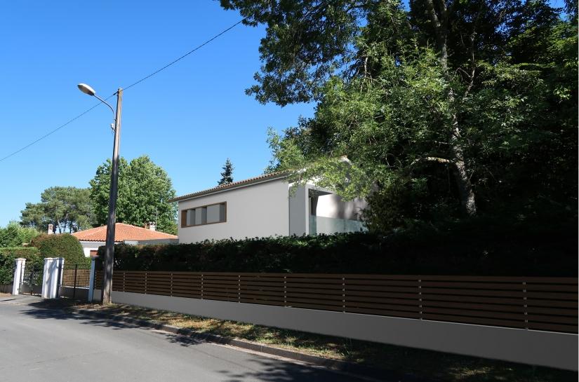 Création Maison Contemporaine B33, Gradignan 33 - Nouvelle Aquitaine