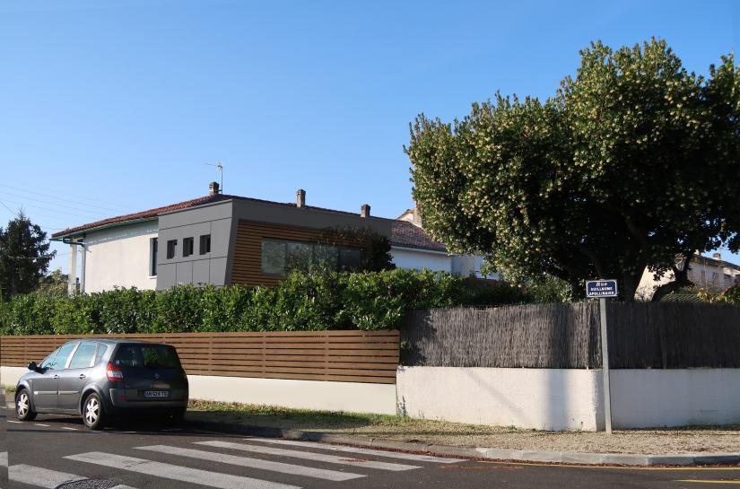 Surélévation Maison, Ossature bois C33, Pessac 33 - Nouvelle Aquitaine