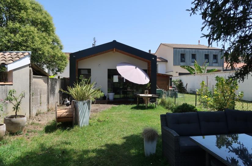 Surélévation-Extension Maison LP33, Mérignac 33 - Nouvelle Aquitaine