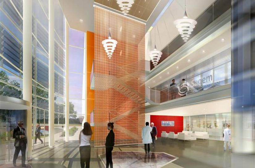 Campus haute technologie par SLA Architecture