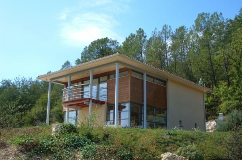 Structure mixte : maçonnerie et métal