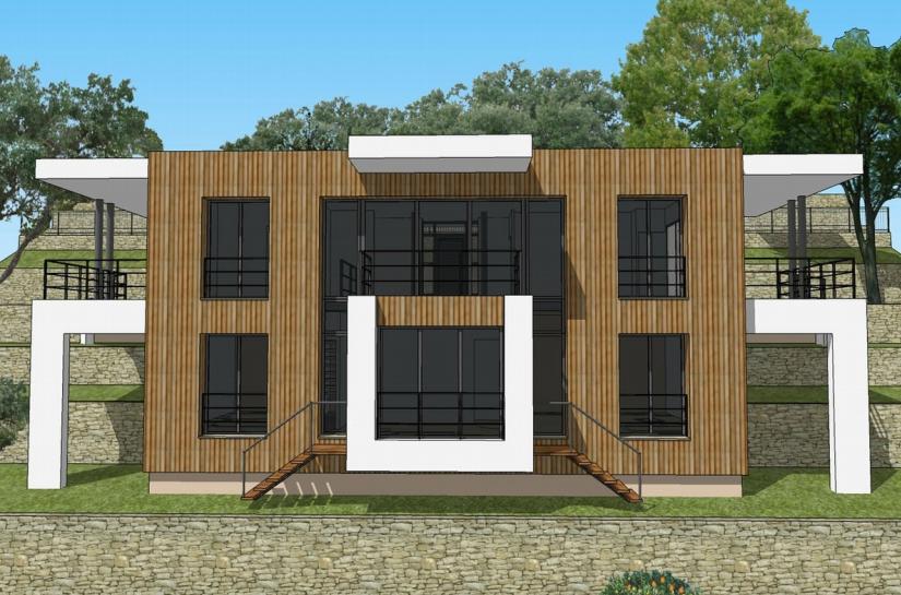 Villa Contemporaine et Design