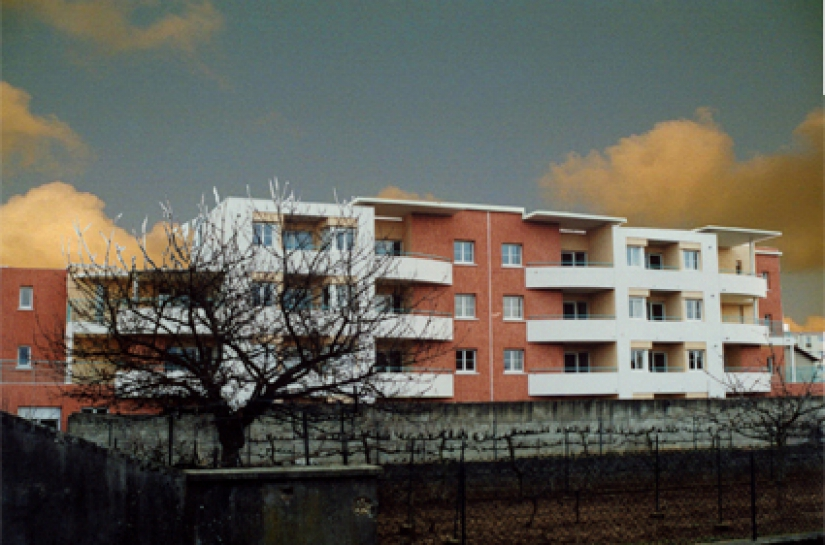 23 logements collectifs