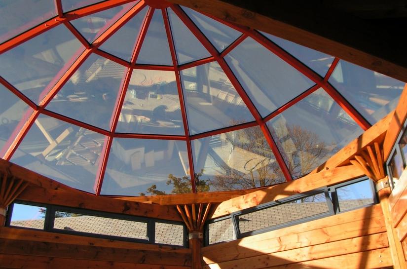 Architecture Eric Agro dome