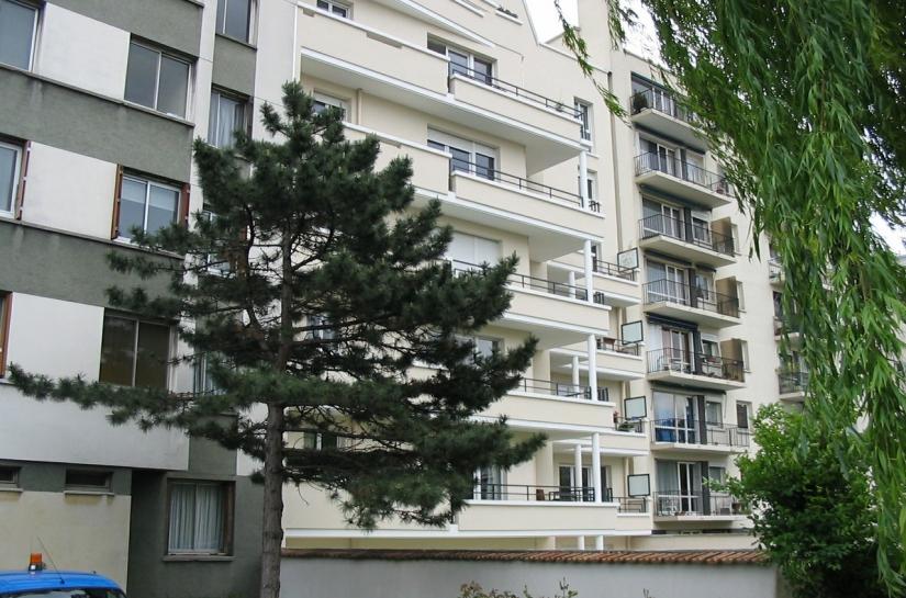 architecture contemporaine logement