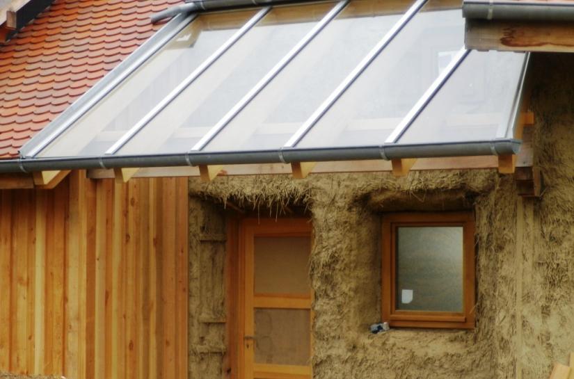 maison écologique bio en paille briques en argiles autoconstruction ossature bois BBC bioclimatique, autoconstruction, alsace haut-rhin,tadelakt, chape chaux chanvre