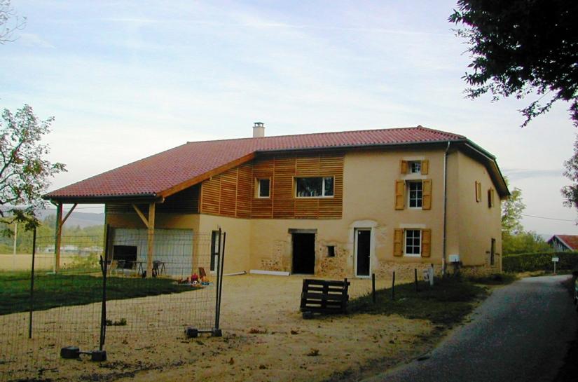 Maison Flasseur - Rénovation Réhabilitation Transformation - Adhoc Architecture - Jean Michel Costaz